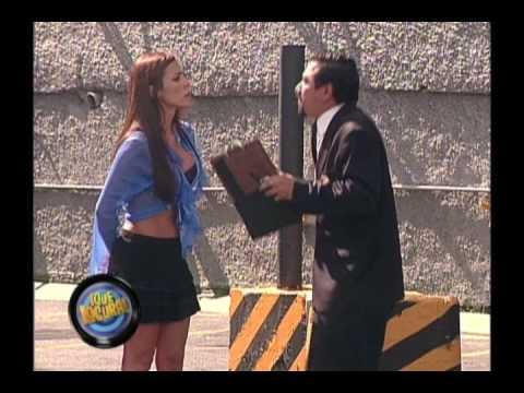 Que Locura: El Inpector Rodriguez Cae!!!