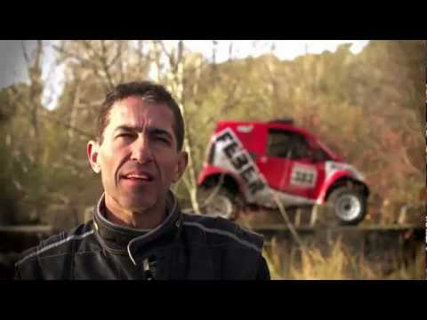 Dakar 2013 Smart  Feber Buggy