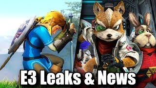E3 Leaks, New Zelda, Timeline correction & More - Hylian Gamescast Ep. 31 ft. Ilia Rose