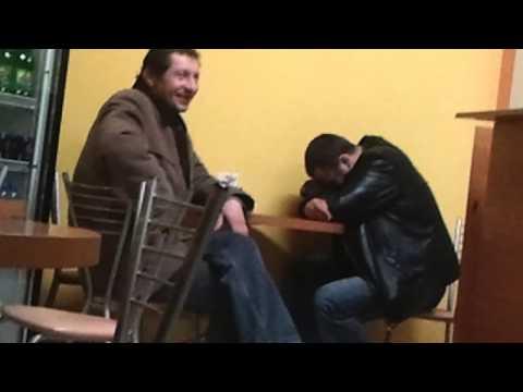 Pijaki proszą o Kebaba Sieradz 2013