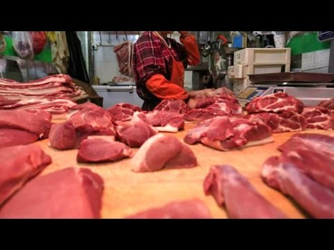 China Denies Exporting Canned Human Meat