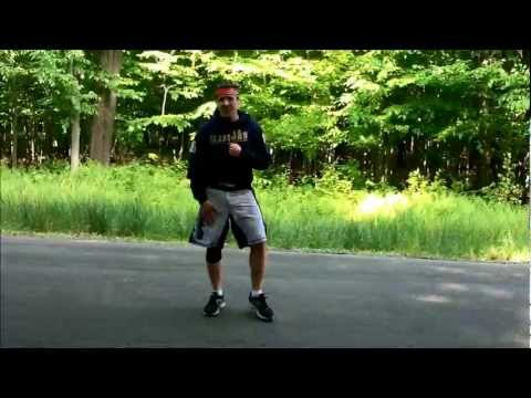 Shadow Boxing Tips and Some Footwork Basics Image 1