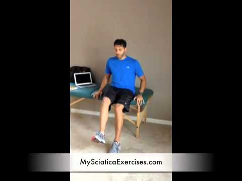 0 Sciatica Stretches