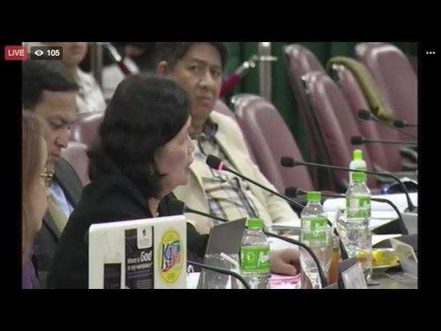 Anama: Maute case  was assigned to Sereno who previously acted on it