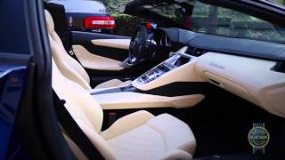2015 Lamborghini Aventador Roadster Review   Kelley Blue Book HD