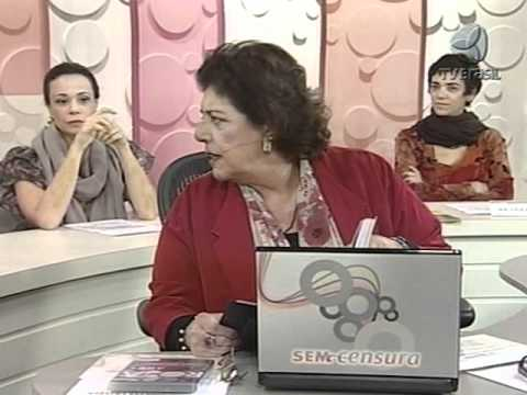 Atrizes Vanessa Gerbelli e Solange Badim: Sem Censura [09/08/2011]