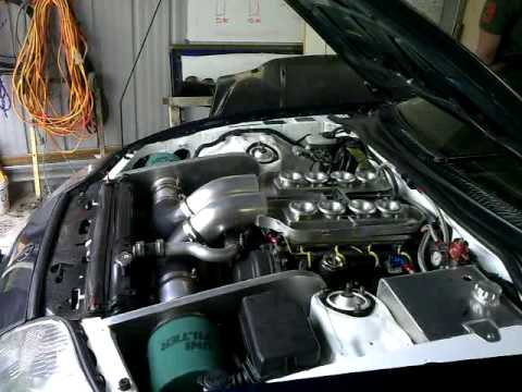 1uz V8 Supra - ITB's this is what they should sound like!