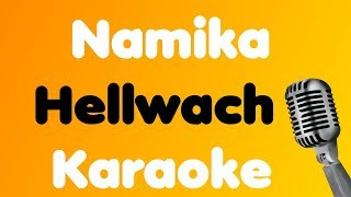 download lagu Namika - Hellwach - Karaoke gratis