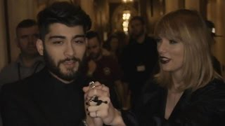 Behind the Scenes of Taylor Swift and Zayn Malik