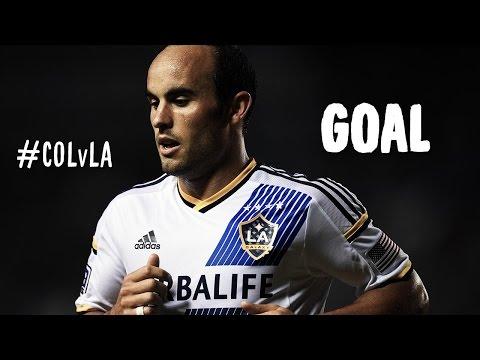 GOAL: Landon Donovan rounds Irwin and gives LA the lead | Colorado Rapids v LA Galaxy