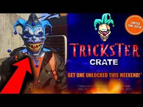 How to Get a FREE unlocked Trickster Crate in H1Z1! New Cosmic Jester Skin + New Swagnum Opus Event!