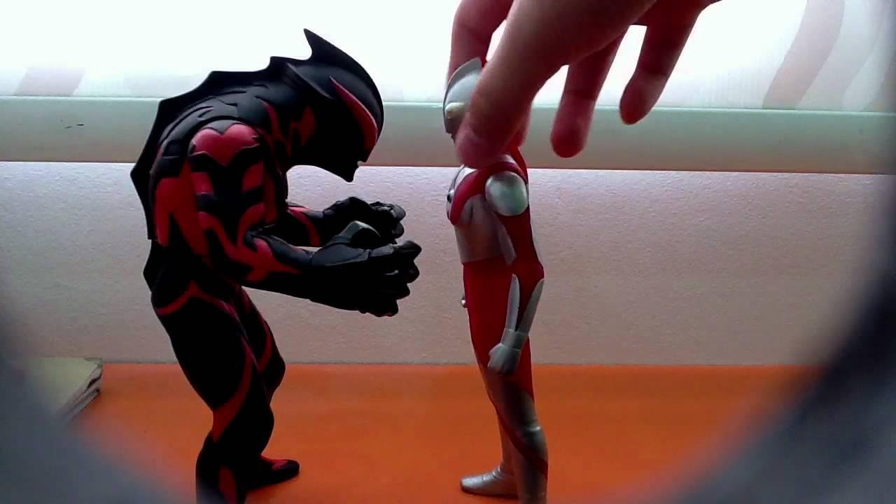 Ultraman Belial Ultraman Belial toy review