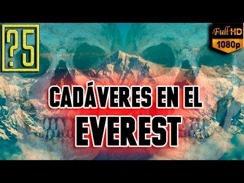 Los 5 cadáveres congelados más impactantes del Everest