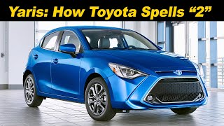 2020 Toyota Yaris Hatchback First Look