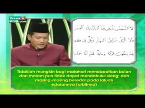 Surah Yasin - Oleh Ustaz Hj Dzulkarnain Hamzah Full Hd.avi video