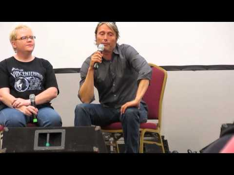 Mads Mikkelsen Horrorhound Q&A Part 1