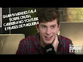 Shawn Mendes fala sobre crush, carreira no YouTube e frases de paquera no Joiz. (PTBR) -