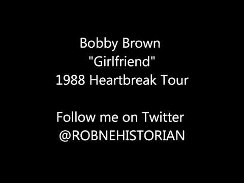 Bobby Brown - Girlfriend