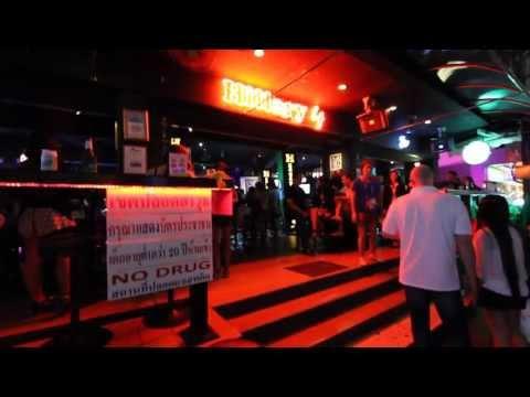 Hillary Bar 4   Bangkok Nightlife