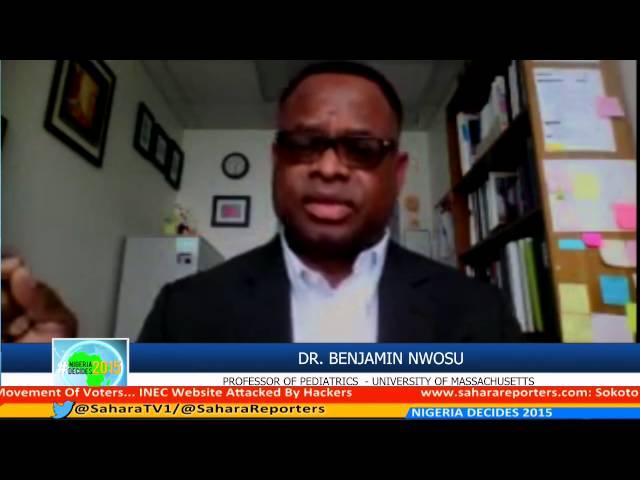#NIGERIA DECIDES 2015 PANEL 14