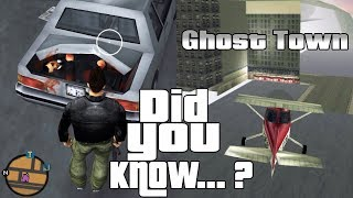 GTA 3 Easter Eggs and Secrets