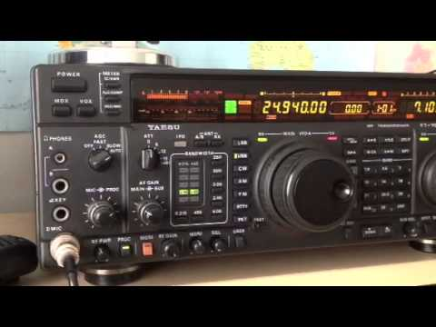 VR2XMT Hong Kong Amateur station Yaesu FT-1000MP