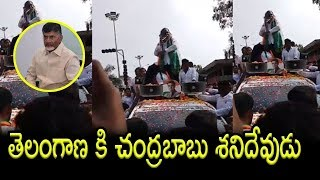 Jagga Reddy Fires on Chandrababu | Jagga Reddy Election Campaign | Top Telugu Media