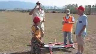 Arda ISTIFCI First R/C 2m. Sailplane Competition