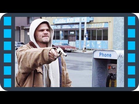 Уличная разборка — «8 миля» (2002) сцена 4/10 QFHD