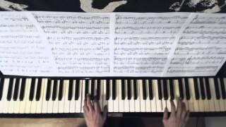 ムーンライトステーション / SEKAI NO OWARI - piano cover