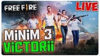 leaks.ro | Minim 3 victorii | Free Fire [LIVE#70]