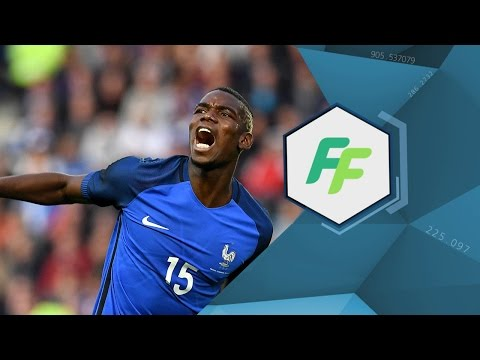 Paul Pogba - FIFA FOOTBALL EXCLUSIVE