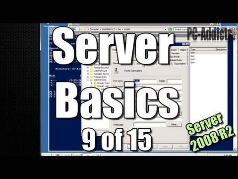 Server Basics (9) | Create Multiple Users at Once in Active Directory