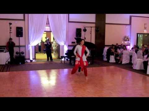 Bhangra And Bollywood Dance For Reception video