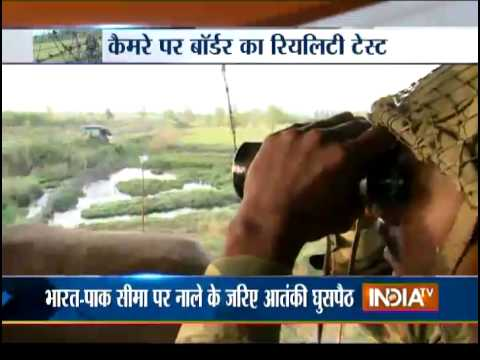 BSF detects militants launch pads build up by LeT across border in J&K