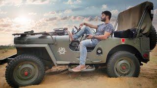 Angrezo Ke Jamaane ki Jeep 1941   FORD ENDEAVOUR   Mahindra Thar   Scorpio Getaway  Jaipur Rajasthan