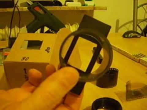 Оцифровка фотоплёнок своими руками