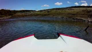 Driving RC Jet Boat In River PT 2 (FAILS!)