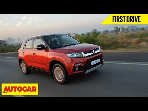 Maruti Vitara Brezza   First Drive   Autocar India