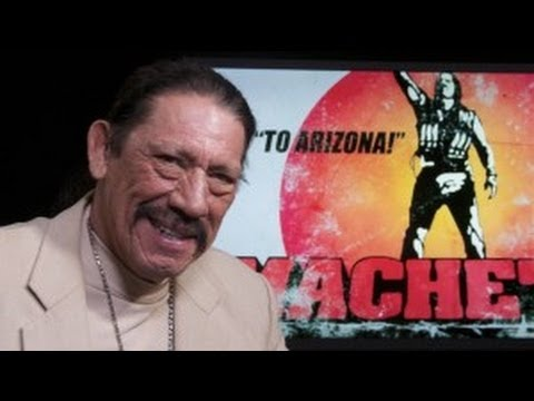 Machete Kills' Danny Trejo on Jail, Schools & Breaking into Hollywood