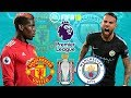 FIFA 18 | Manchester United vs Manchester City | Premier League 201718 | Prediction Gameplay