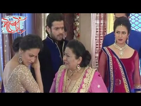 Yeh Hai Mohabbatein 2nd March 2015 Episode | Shagun Gets Thrown Out Of The House video