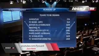 1/8 (Octavos de final) UEFA Champions League 2014/2015
