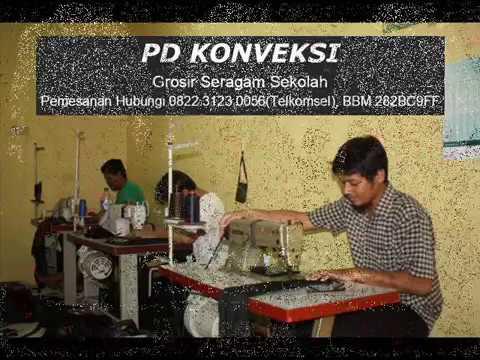 082-231-230-056(T-SEL) Grosir Seragam Sekolah Rok Panjang thumbnail