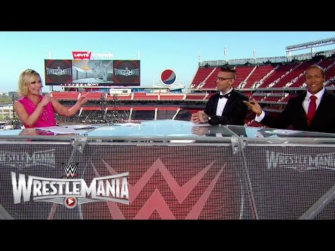 Live From Wrestlemania 31 On Wwe Network - Update 1 video