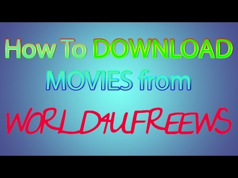 URDU_How To Download Movies from World4ufree.ws streaming vf