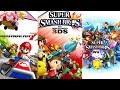 Mario Kart 7, Super Smash Bros. for Wii U & Nintendo 3DS (3-28-15) - Wii U & 3DS