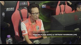EACC WINTER 2018 Group Stage Day 1 HIGHLIGHT - FIFA Online 4