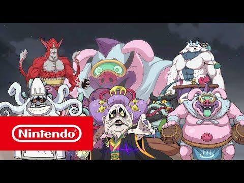 YO-KAI WATCH 2: Psychic Specters - Trailer (Nintendo 3DS)