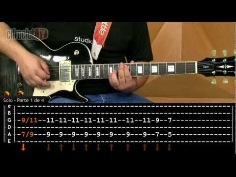American Idiot - Green Day (aula De Guitarra) video
